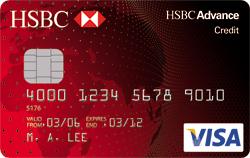 匯豐-運籌理財現金回饋信用卡