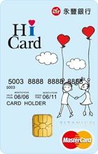 永豐悠遊HiCard